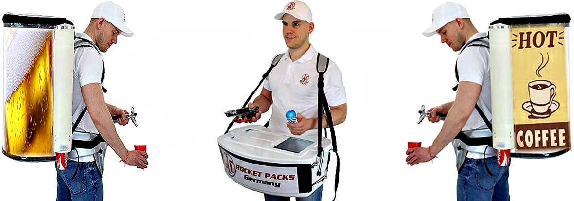 beer backpack for 19 liter beer